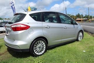 Ford C-max Hybrid Se Gris 2013