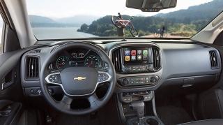 Chevrolet Colorado 4WD Z71 Negro 2015