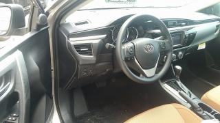 Toyota Corolla LE Marron 2016