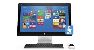Computadora HP all in one