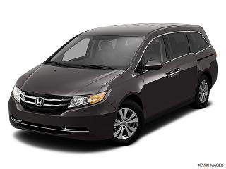 Honda Odyssey Ex White 2014