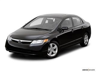 Honda Civic Sdn Ex-l 2008