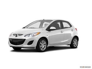Mazda Mazda2 Sport White 2014