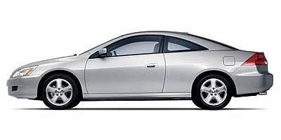 Honda Accord Cpe Ex-l V6 2006