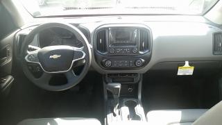 Chevrolet Colorado 4WD WT Rojo 2016