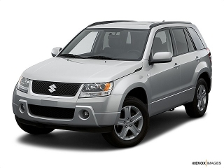 Suzuki Grand Vitara Xsport Rojo 2007