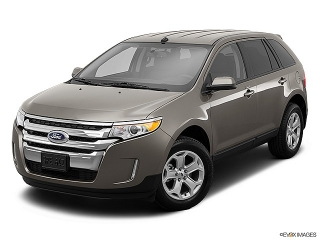 Ford Edge Sel Blanco 2014