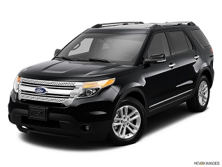 Ford Explorer Xlt Marron 2014