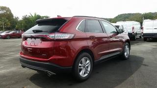 Ford Edge SEL Rojo Vino 2016