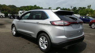Ford Edge SEL Plateado 2016
