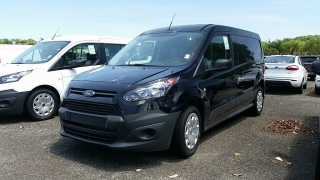 Ford Transit Connect XL Negro 2016