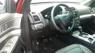 Ford Explorer XLT Rojo 2016