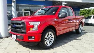 Ford F-150 XL Rojo 2016