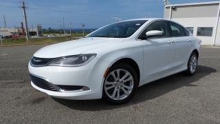 Chrysler 200 Limited Blanco 2015