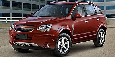 Chevrolet Captiva Sport Fleet LS Blanco 2015