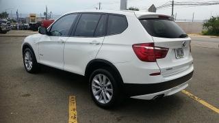 BMW X3 xDrive28i Blanco 2013