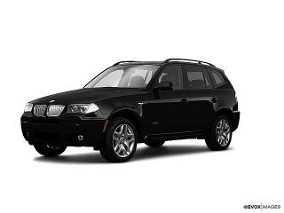 BMW X3 Xdrive30i Negro 2009