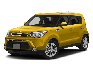 Kia Soul Base White 2016
