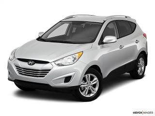 Hyundai Tucson GL Gris Oscuro 2011