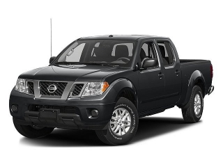 Nissan Frontier PRO-4X Gris Oscuro 2016