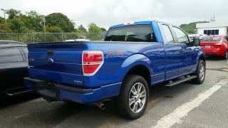 Ford F-150 STX Azul 2014