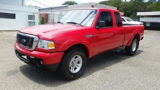 Ford Ranger Xlt Negro 2011