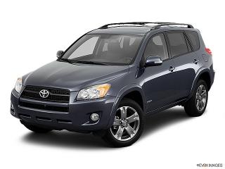 Toyota Rav4 Black 2011