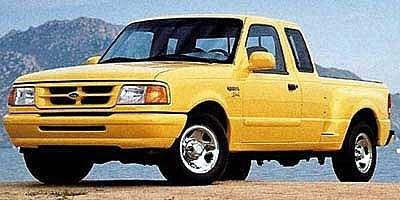 Ford Ranger Xlt Rojo 1997