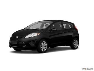 Ford Fiesta Se Black 2011