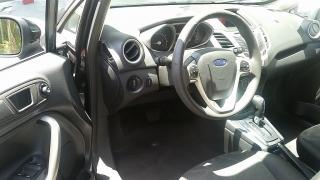 Ford Fiesta SE Negro 2011