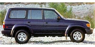 Toyota Land Cruiser 4dr 4wd 1997