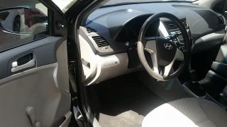 Hyundai Accent GL Negro 2014