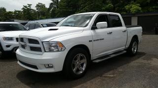Ram 1500 Sport Blanco 2012