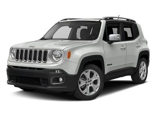 Jeep Renegade Limited Gris 2016
