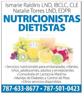Nutricionistas-Dietistas Bayamón