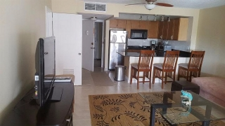 Coral Beach, Isla Verde.  Fully furnished apartment $1,600.00/month