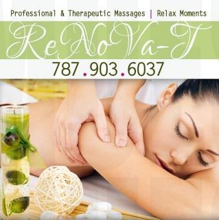 Masaje corporal terapeutico