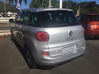FIAT 500L SILVER COMO NUEVA!!!