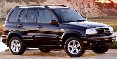 Suzuki Grand Vitara Limited 2001
