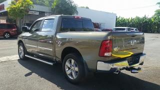 Ram 1500 Big Horn Marron 2013