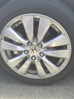 Aros Honda Accord 2012