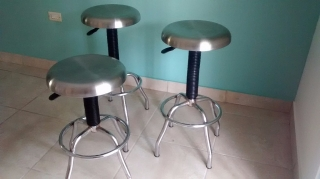 Stools Stainless Steel
