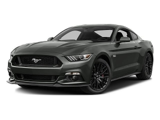 Ford Mustang Gray 2016