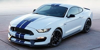 Ford Mustang Shelby Gt350 Black 2016