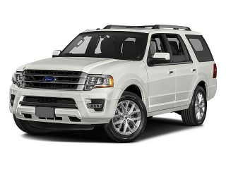 Ford Expedition Limited Black 2016