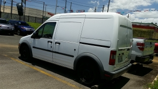 Ford Transit Connect XL Blanco 2013