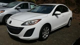 Mazda Mazda3 i Sport Blanco 2011