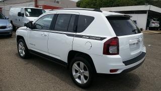 Jeep Compass Sport Blanco 2016