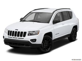 Jeep Compass Sport Negro 2015