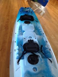 Kayak Perception Tribe 13.5